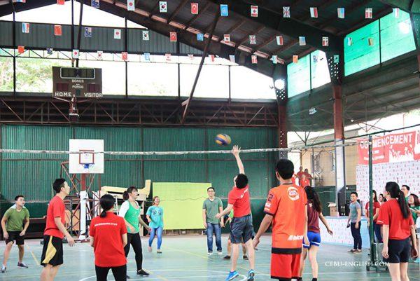 CIP体育館内のスポーツイベント