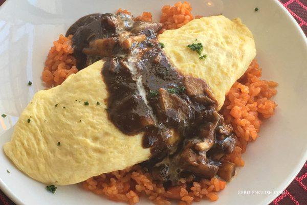セブ島MeRISE_meal (2)