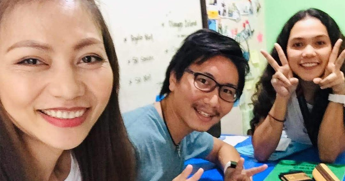 熊本県OKさん(20代・男性) Cebu Blue Ocean Academy 4週間留学