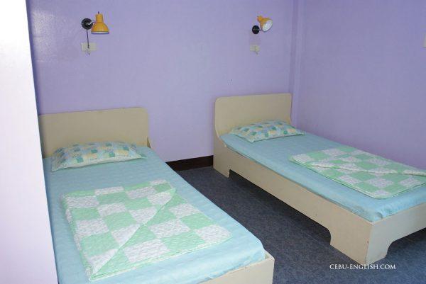 学校寮2人部屋A