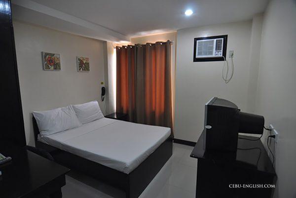 フィリピン留学院 スタンダード1人部屋