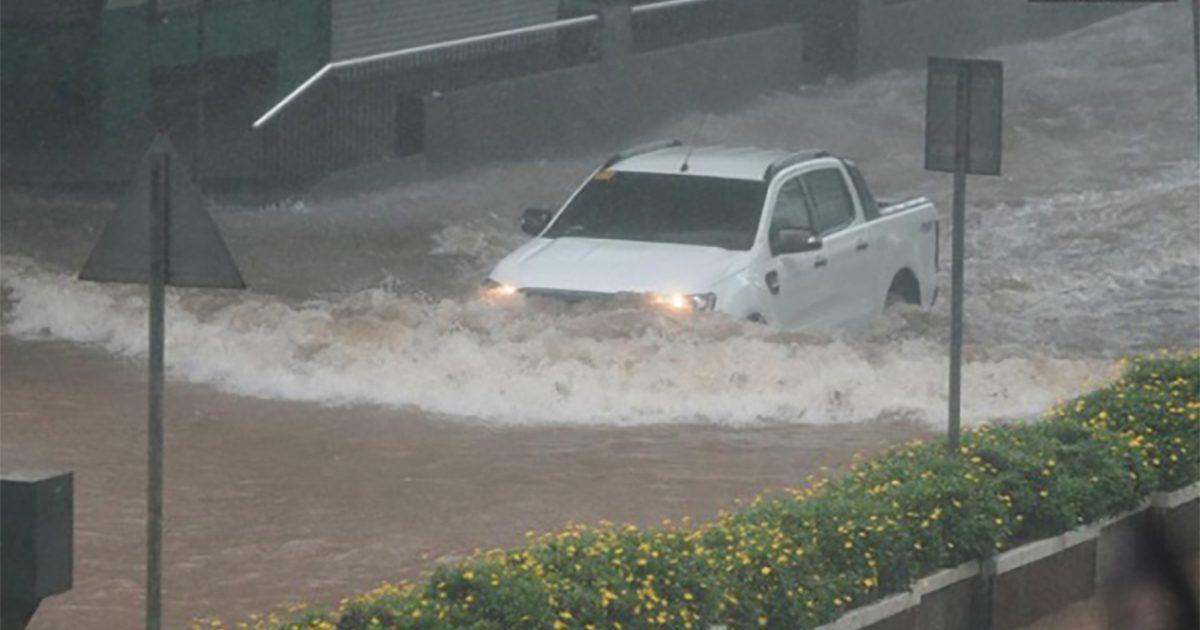 バギオ雨季